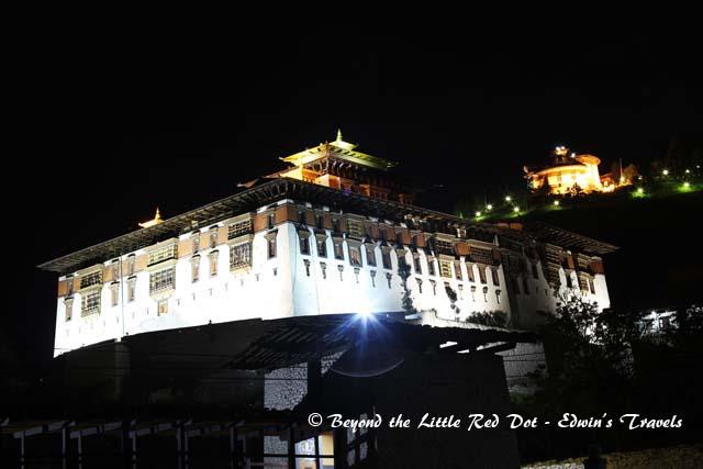 bhutan_paro_dzong