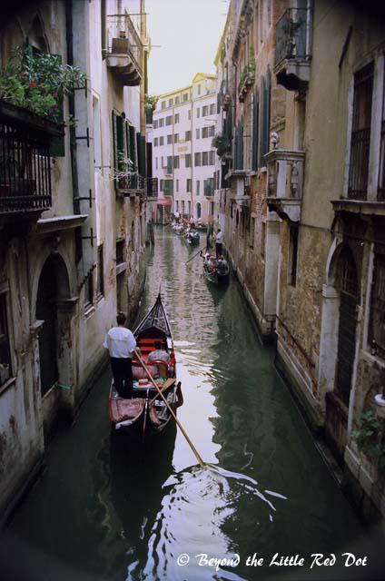 Classical Venice.
