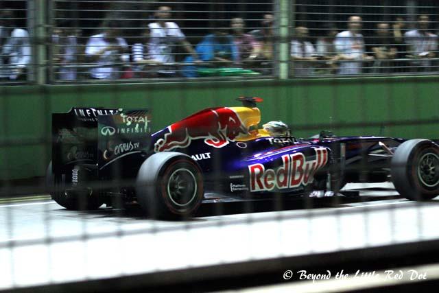 Sebastian Vettel I presume.