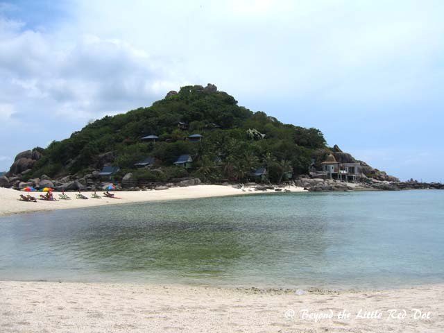 Our island hopping trip brought us to Koh Nang Yuan.