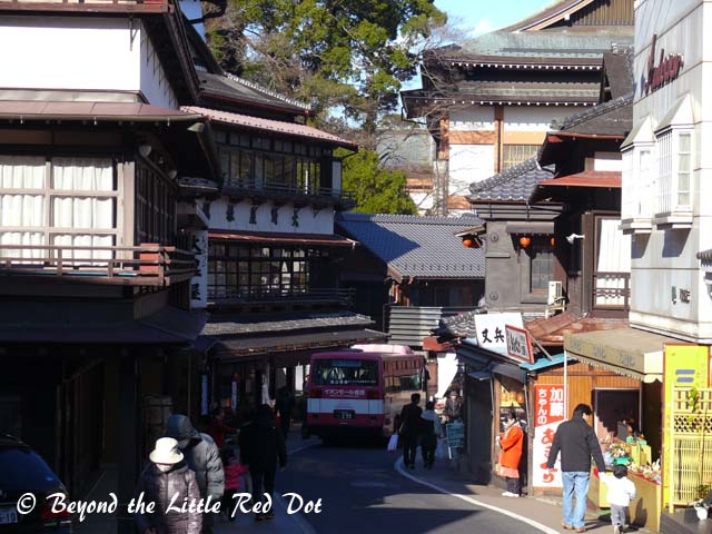 Omotesandō, the man shopping street which has around 150 shops along it.