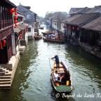 Zhouzhuang Water Village, Kunshan