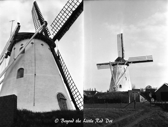 Arnhem is a good place to see original windmills which date back hundreds of years old.