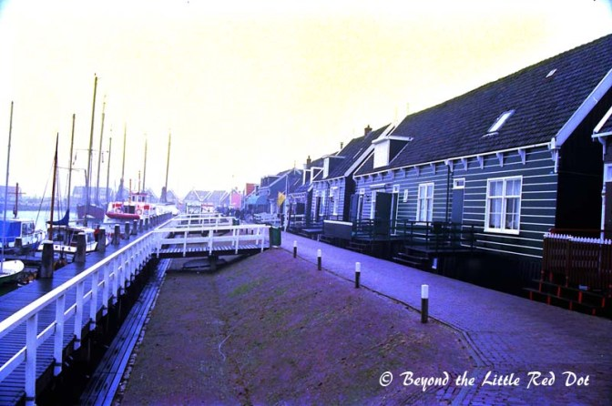 The houses of Marken.