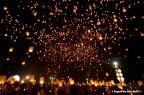 Yi Peng Sky Lantern Festival 2015