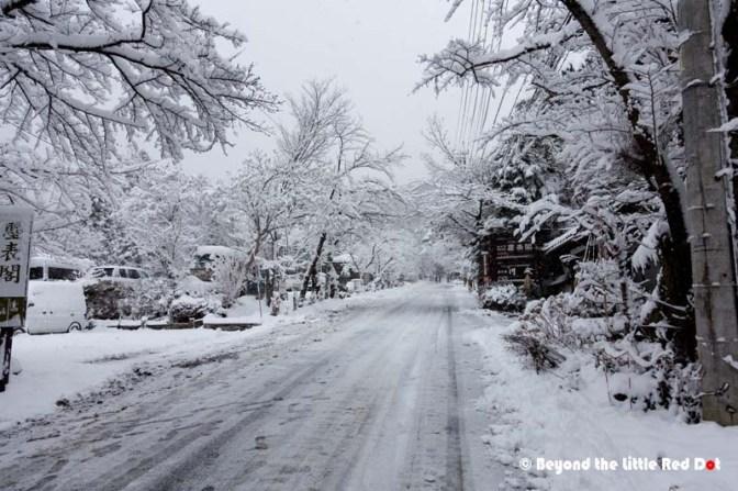 road-to-snow-monkey-park