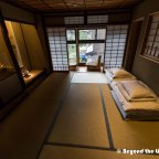 Staying in a Traditional Machiya