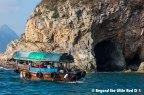 Taking the Island Cruise in Sai Kung