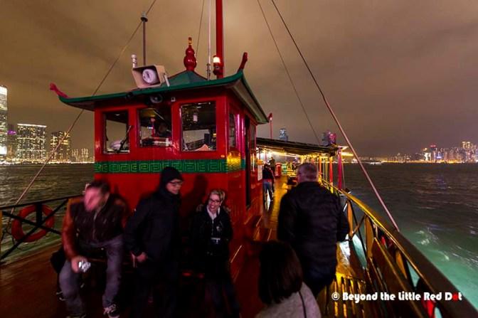 Harbour Cruise 1