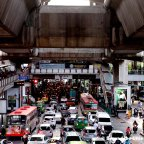 Beating the Traffic Jams in Bangkok